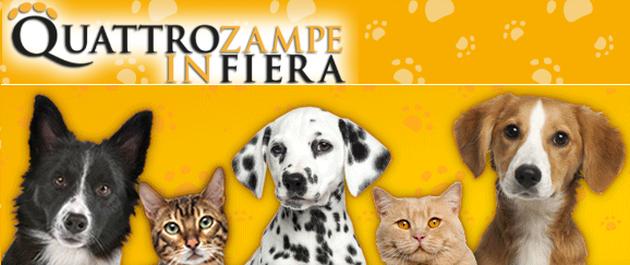 Logo di Quattrozampeinfiera